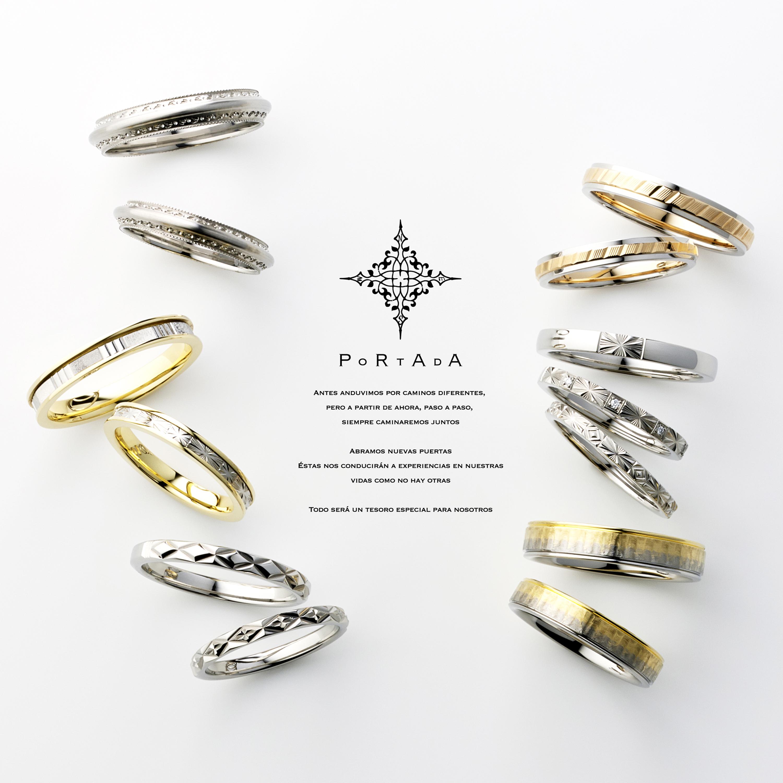◆PORTADA・REYON(レヨン)コレクション限定販売◆
