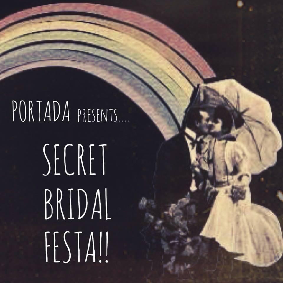 SECRET BRIDAL FESTA・・・♡