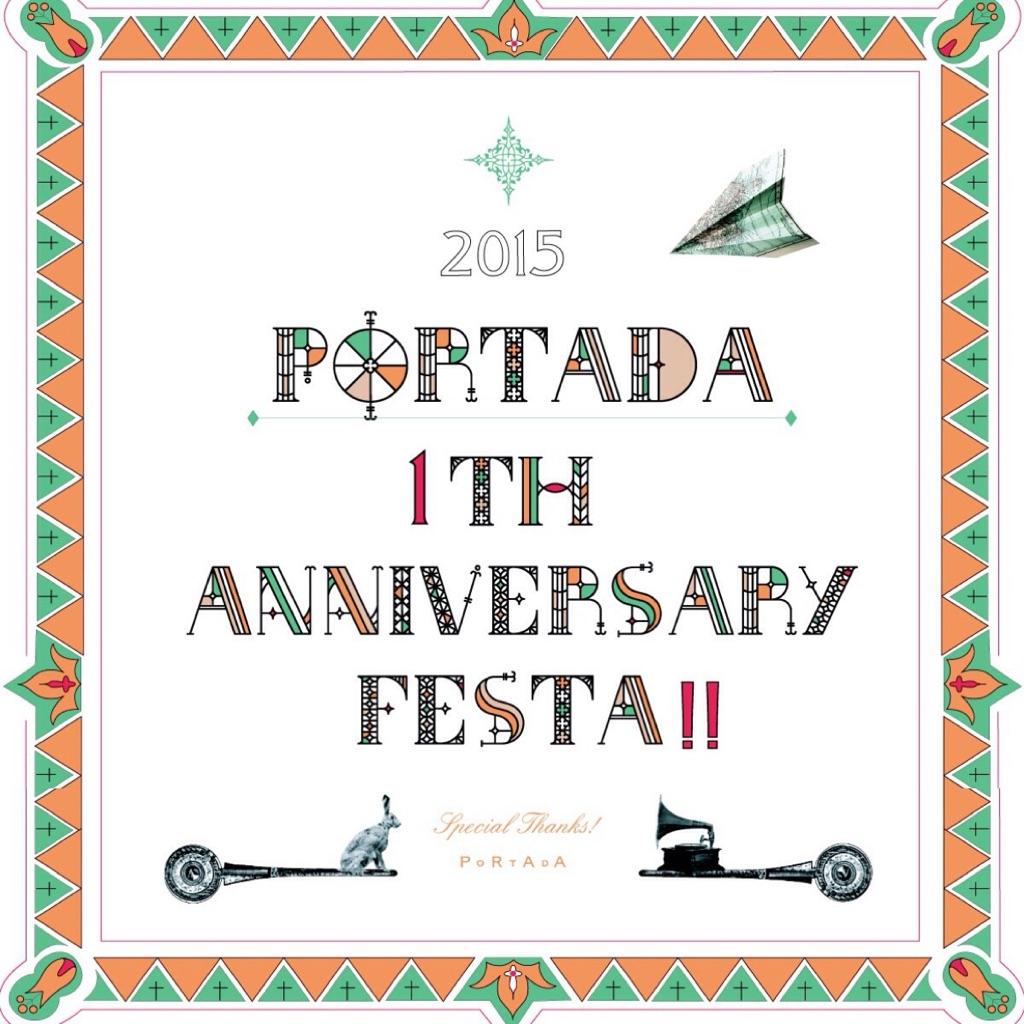 1th Anniversary Festa!!!