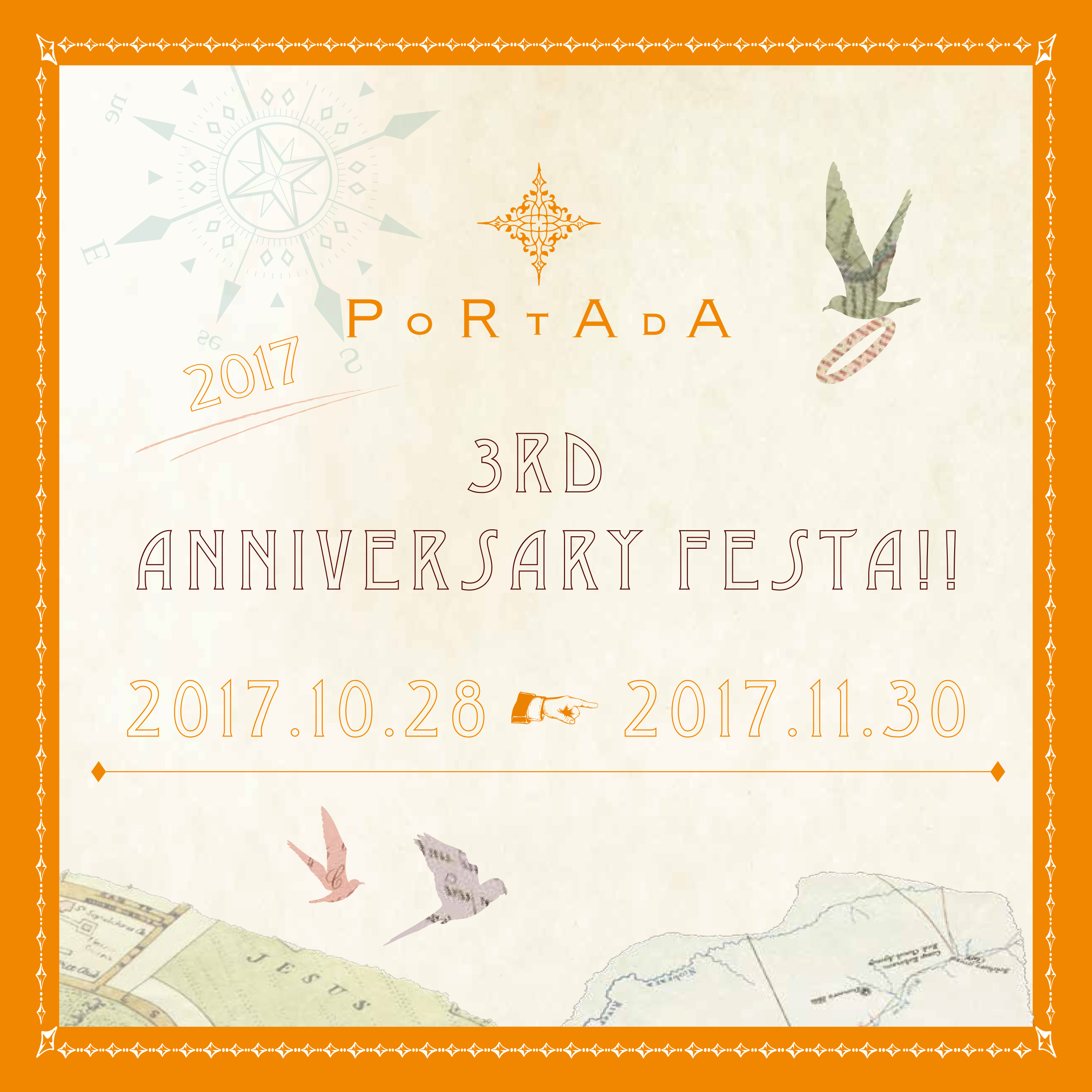 ★3rd ANNIVERSARY FESTA!!★